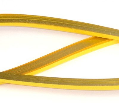 4ec33e66e3f Bright Yellow Gold Metallic Edged Strips - JJ Quilling Design